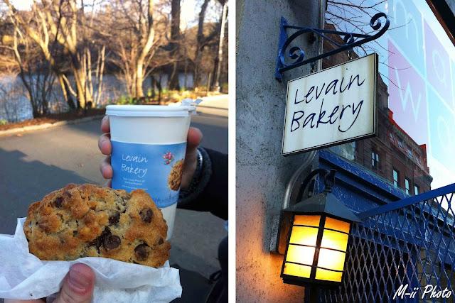 My Travel Background : Une semaine à New York : Levain Bakery New York