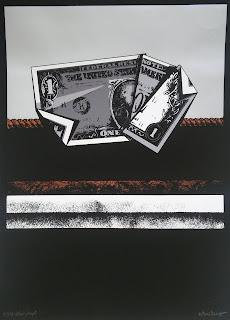 Antoni Miró arte denuncia social Dólar