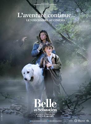 Belle et Sébastien 2 avec Thylane Blondeau (Gabrielle)