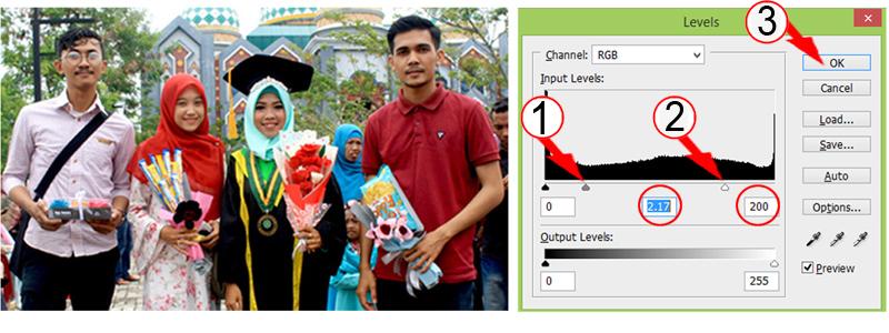 Cara Edit Foto Gelap Menjadi Cerah Menggunakan Aplikasi ...