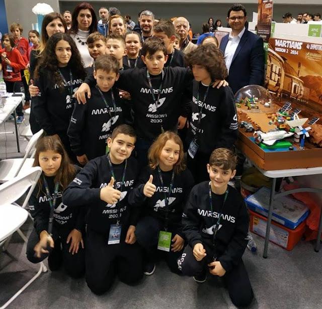 Μάριος Κάτσης: Θερμά συγχαρητήρια στο 1ο και 4ο Δημοτικό Σχολείο Ηγουμενίτσας