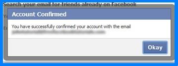 create facebook account new user