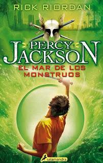 Reseña de Percy Jackson y el mar de los monstruos