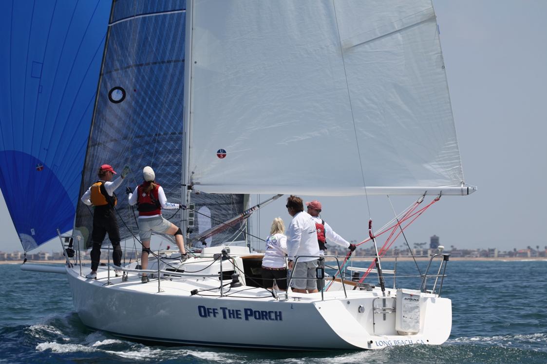 Ullman Sails Long Beach Race Week | LBC Plays Host To A