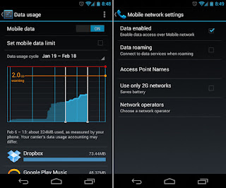Inilah 6 Cara Menghemat Kuota 4G Internet Di Android Kesayangan