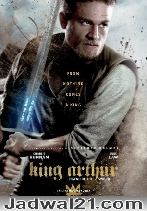 Jadwal KING ARTHUR: LEGEND OF SWORD di Bioskop