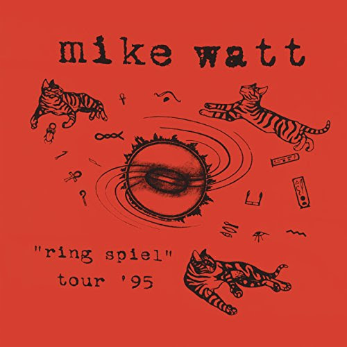 Mike Watt's 1995 Ring Spiel Tour Coming to LP and CD