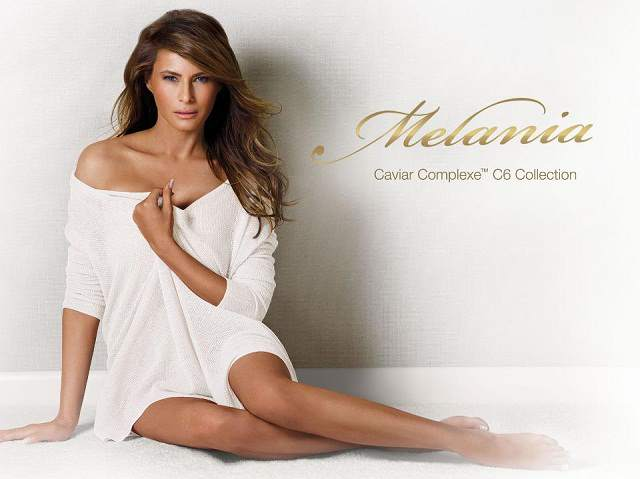 Profil: Melania Trump Ibu Negara Paling Sexy Di Dunia Tidak Percaya ini Foto Dia