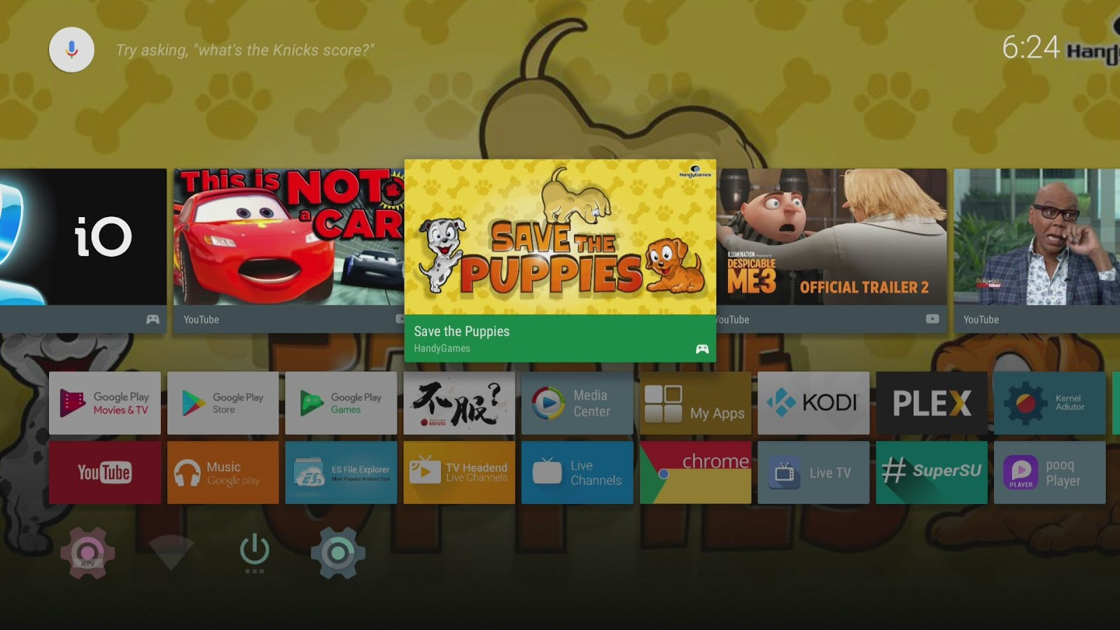 Android Pvr