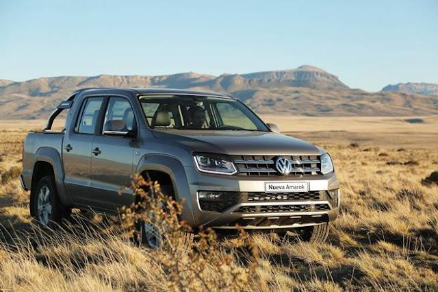 Financiamento: VW Amarok Highline com taxa zero e VW Saveiro com 0,99% de taxa - julho