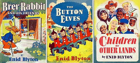 Enid Blyton  Old Thatch Series,