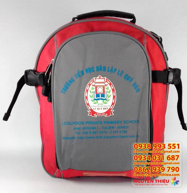 Xưởng thiết kế may balo túi xách theo yêu cầu ở tp.HCM
