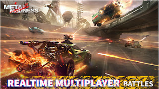 Free Download Metal Madness: PvP Shooter Apk for Android