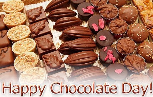 Happy chocolate day images 2019