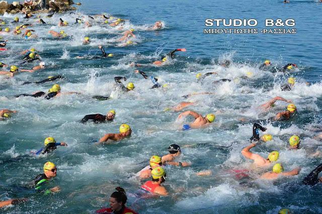 Στα καλύτερα τριαθλητικά events της χώρας το Nafplio Energy Triathlon