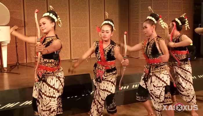 Gambar Tari Wira Pertiwi, Tarian Tradisional Jawa Tengah