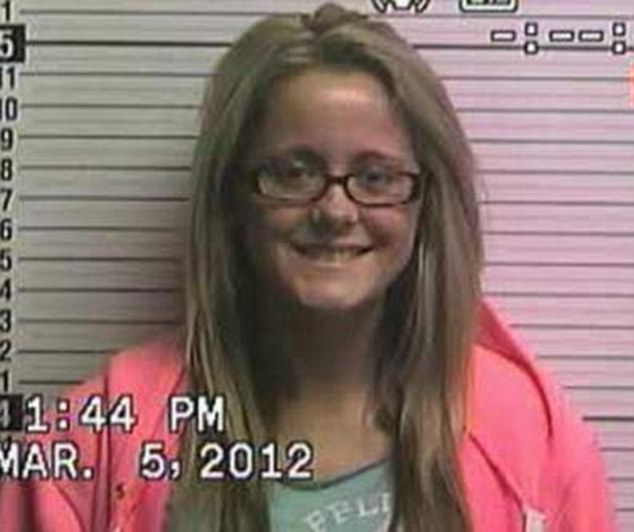 Crazy Days And Nights Jenelle Evans Arrested Again Girl Scout Cookies