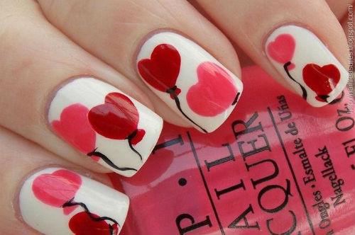 Lindisima Blog Uñas Decoradas Para El Día Del Amor