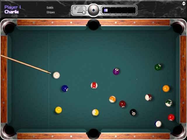 تحميل لعبة البلياردو 8 Ball Frenzy