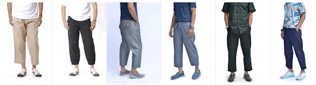 Model Celana Sirwal Terbaru