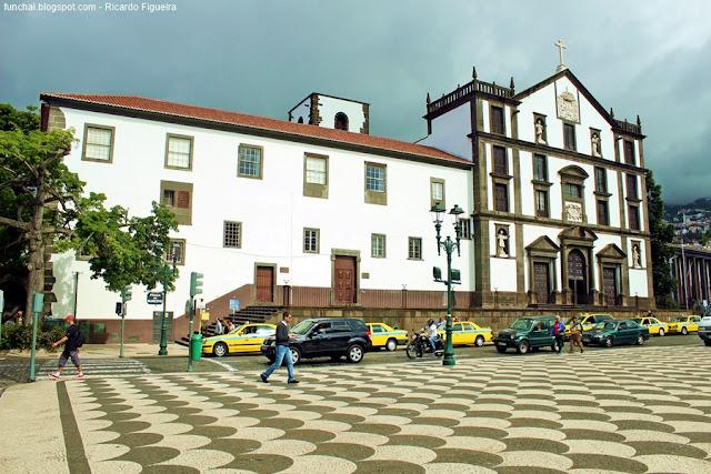 IGREJA DE SÃO JOÃO EVANGELISTA - FUNCHAL