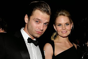 Partners for the TV series Jennifer Morrison and Sebastian Stan broke up