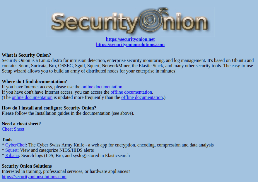 Security Onion: Security Onion 16 04 6 1 now available featuring