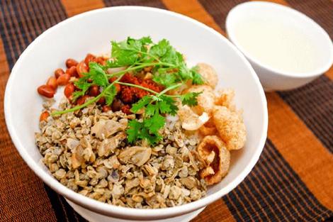 Tác dụng chữa nhiều bệnh bằng các món ăn từ hến