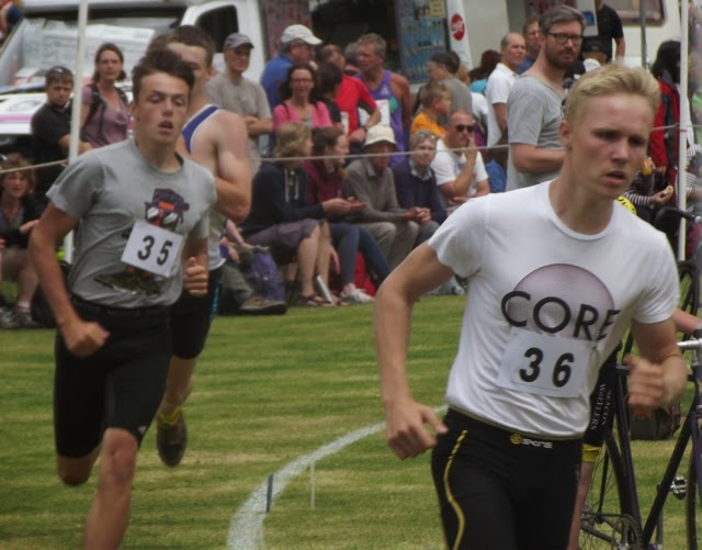 Ambleside Sports track race