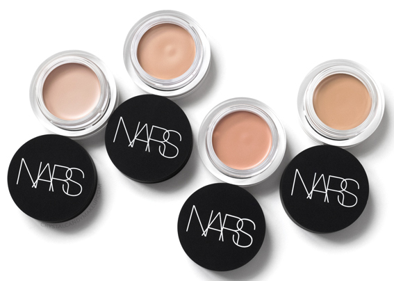 NARS Soft Matte Complete Concealer Vanilla Custard Cannelle Honey Review Photos