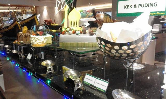 Buffet Ramadhan di Sunway Putra Hotel