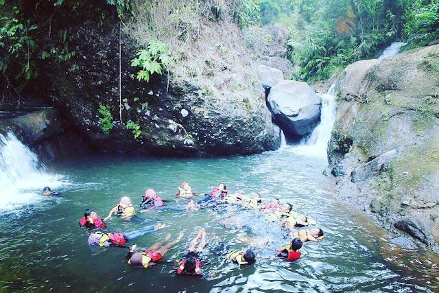 foto ranto canyon jateng