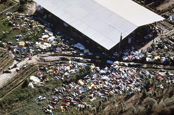 PEOPLES TEMPLE / JONESTOWN