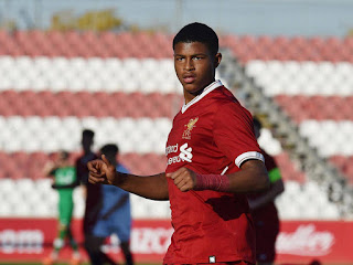 Liverpool report Spartak Moscow to Uefa after 'racist abuse' aimed at Rhian Brewster