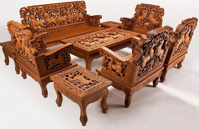 Handmade Wood Chair Ideas. Handmade Wooden Furniture Decorating Ideas