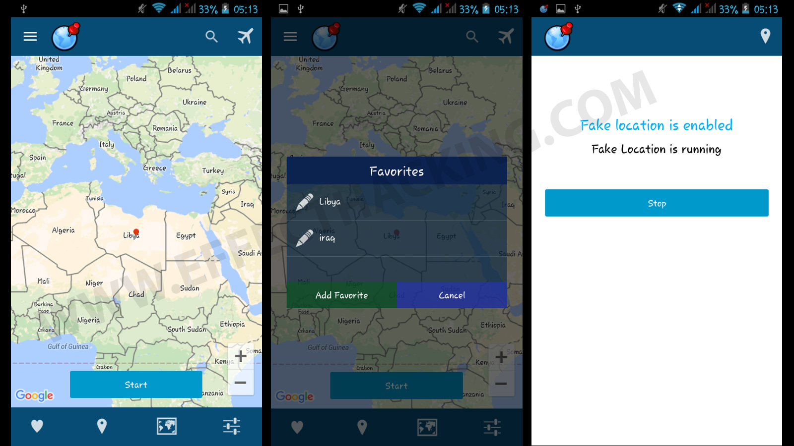 10 Best Free GPS Spoofer Apps For Android - Effect Hacking