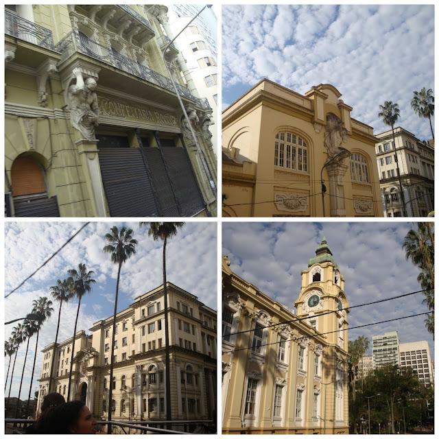 prédios históricos em Porto Alegre