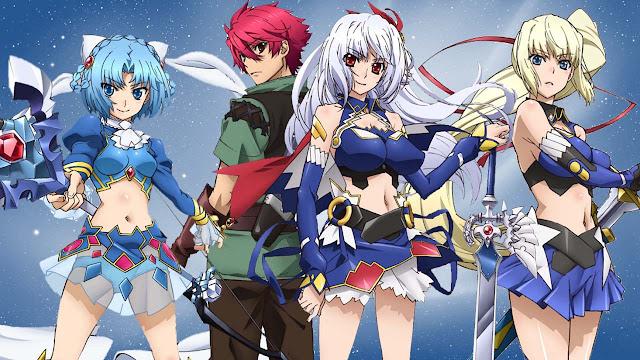 25 30 Rekomendasi Anime Harem Terbaik