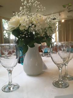 עיצוב חתונות בפרחים