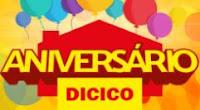 Promoção Aniversário Dicico 2017 aniversariodicico.com.br