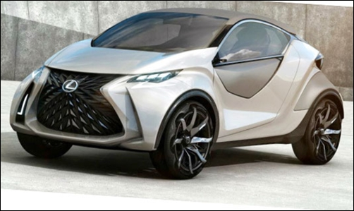 2017 Lexus LF-SA Concept Review