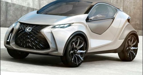 2017 Lexus LF-SA Concept Review | TOYOTA UPDATE REVIEW