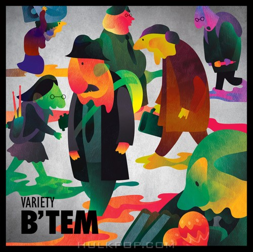 B'TEM – Variety – EP