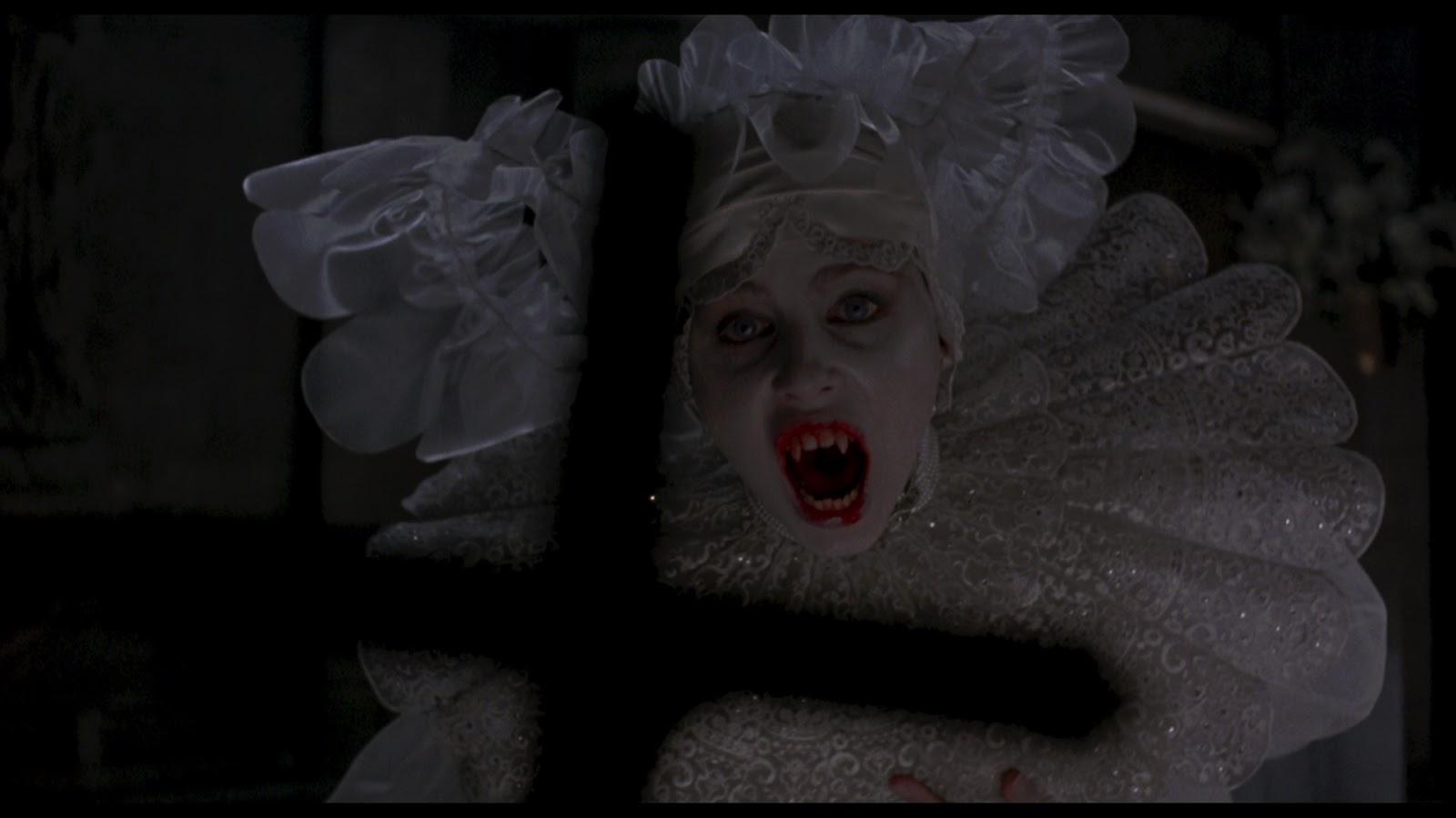 dracula like a vampire archangel