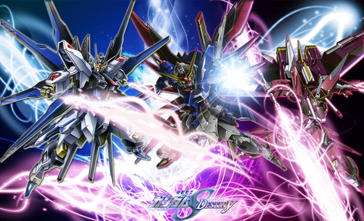 Gundam Seed Destiny - Todos os Episódios