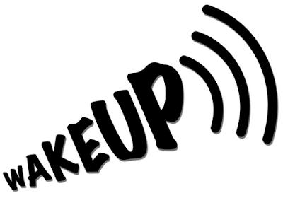 Penjelasan tentang  Wake Up dengan Get Up