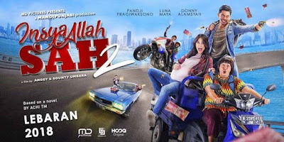 Download Film Insya Allah Sah 2 (2018)