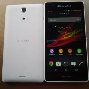 Harga dan Spesifikasi Sony Xperia ZR Docomo Terbaru dan Lengkap