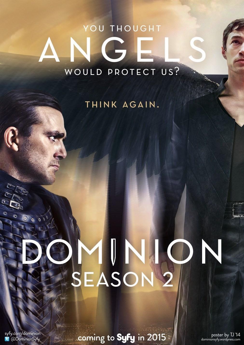 Ác Thần Phần 2. Dominion Season 2 (2015)