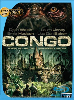 Congo (1995)HD [1080p] Latino [GoogleDrive] SilvestreHD